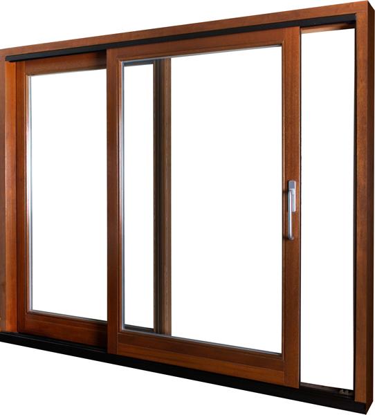 Drzwi przesuwne, balkonowe (HS)