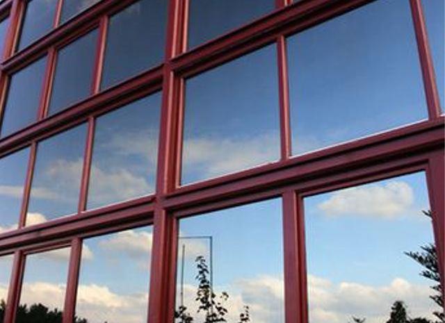 Fasady z okien