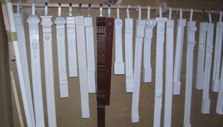 Odtawarzane głowiczki i zdobienia do okien drewnianych