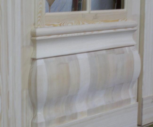 Surowe drzwi - ozdoby i detale
