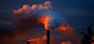 Komin i zanieczyszczenia powietrza